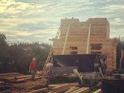 Строительство домов из профилированного бруса - foto 1