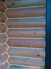 Утепление и обработка деревянных домов. - foto 0
