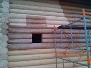 Утепление и обработка деревянных домов. - foto 2