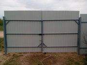 Установка и ремонт заборов,  навесов,  беседок,  оград и т.д. - foto 1